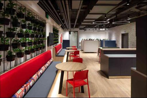 Flight Centre Lighting upgrade Power Save Kingsgrove Sydney